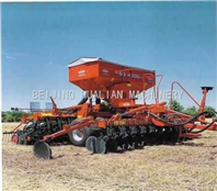 Intensive farming and no-tillage seeder