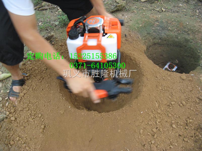 打坑机打坑机,植树打坑机,植树打坑机的操作
